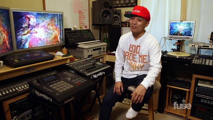 DJ Qbert's Vinyl Collection