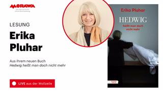 Thumbnail von Erika Pluhar LIVE - Hedwig heißt man doch nicht mehr