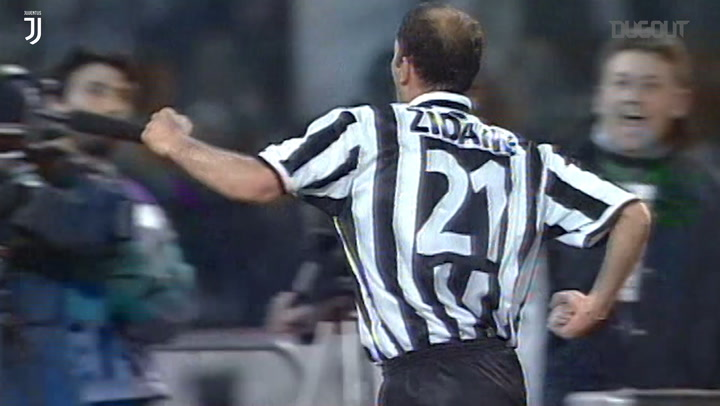 Incredible Goals: Zinedine Zidane Vs Ajax