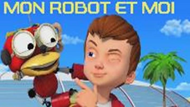 Replay Mon robot et moi - Vendredi 14 Mai 2021
