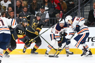 Golden Edge: Knights Get Win Over Oilers