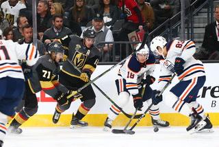 Golden Edge: Knights Get Win Over Oilers