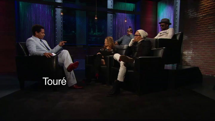 Shows: On The Record: Fergie's Impressions - Black Eyed Peas On The Record Exclusive