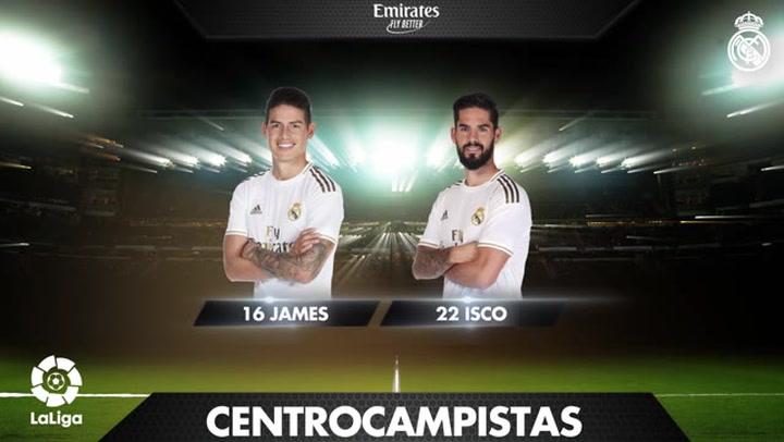 Isco, la gran novedad de la convocatoria del Real Madrid