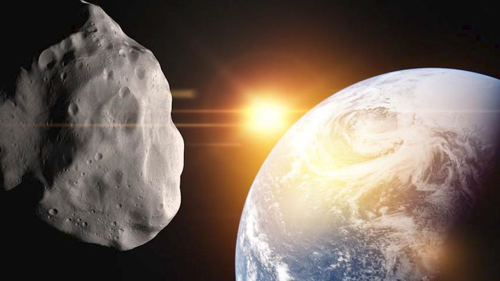 NASA OBJAVILA: Asteroid širine 900 metara će 21. marta proći pored Zemlje brzinom od 124.000 kilometra na sat!