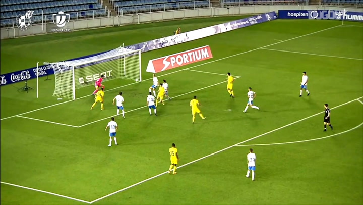 Fer Niño's 89th-minute backheel winner vs Tenerife