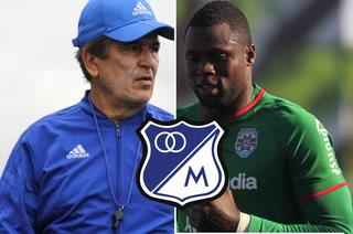 Jorge Luis Pinto espera que Yustin Arboleda se adapte al fútbol colombiano