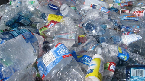 Plastic Enzyme  'Naturally' Recycles