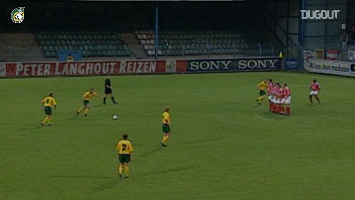 Fortuna's Sittard's greatest goals vs AZ