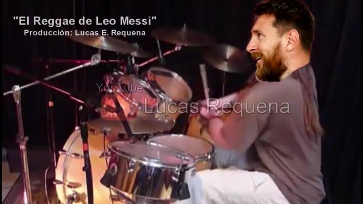 'El Reggae de Leo Messi', la canción que amenaza con amargarnos el verano