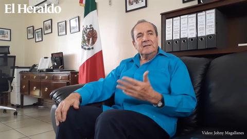 Esto dijo el embajador de México en Honduras sobre la caravana migrante