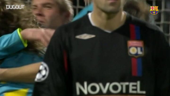 Leo Messi's Goals Vs Ligue 1 Teams