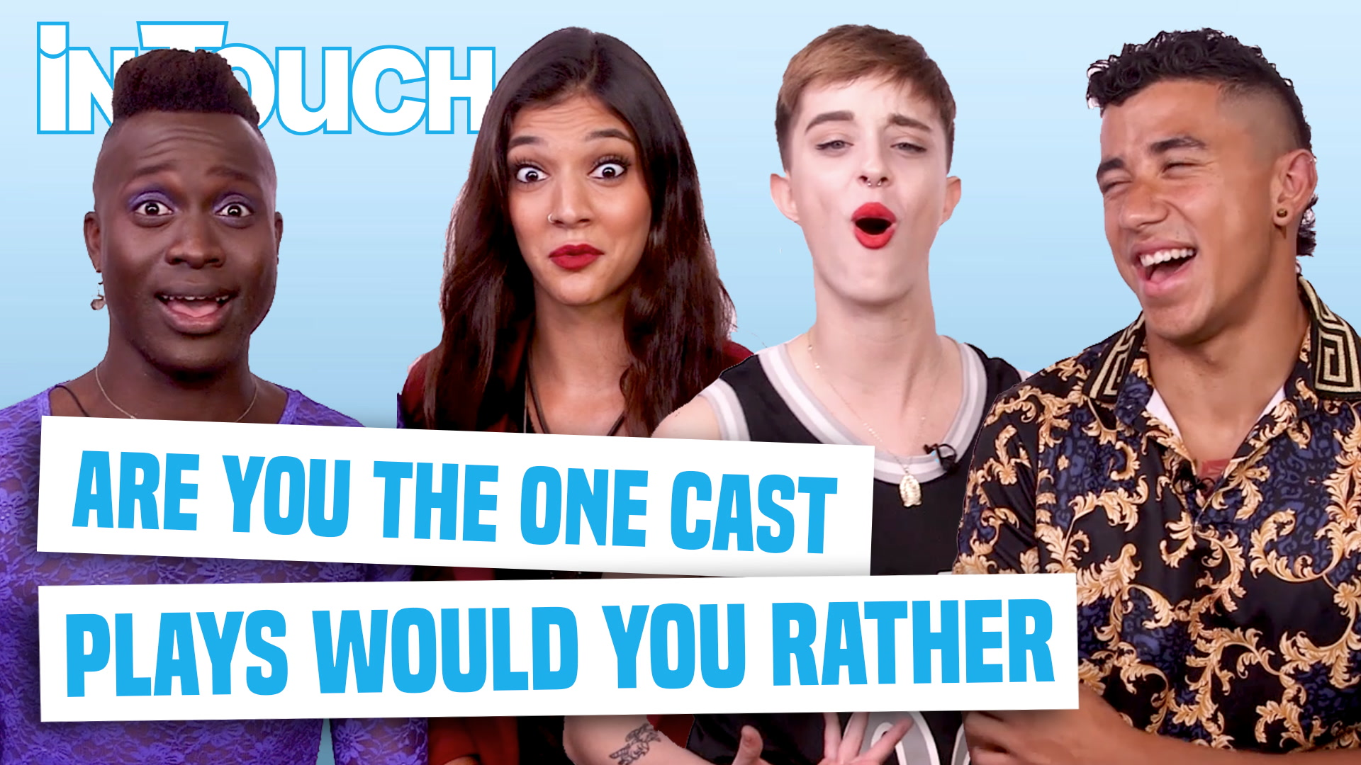 'Are You the One' Season 8 Cast Plays Would You Rather