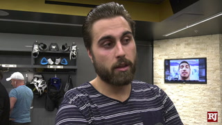 Golden Knights On What To Expect From Western Conference Finals