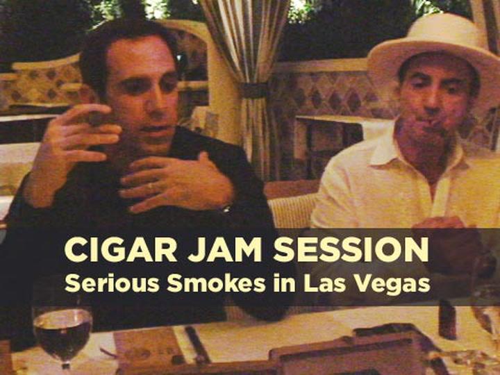 Cigar Jam in Las Vegas