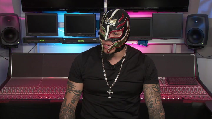 Rey Mysterio Recalls First Wrestling Match at 14 Years Old