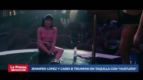 Jennifer López y Cardi B triunfan en taquilla con