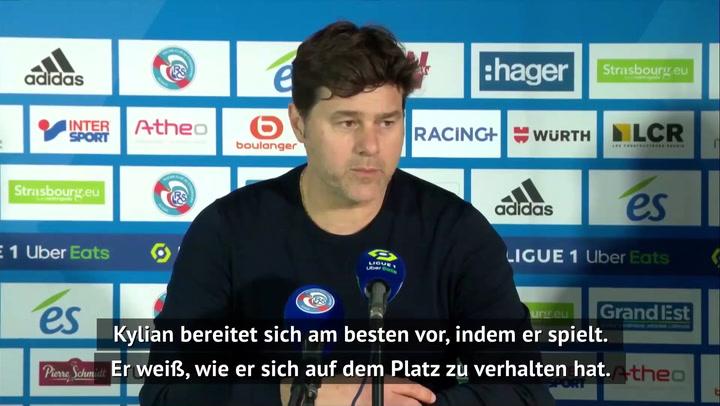 """Pochettino vor Bayern: """"Gehen keine Risiken ein"""""""