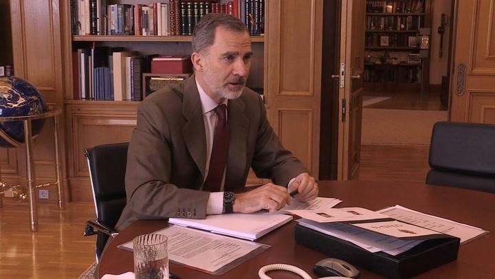 El Rey se reúne con el Consejo Agrario de Extremadura