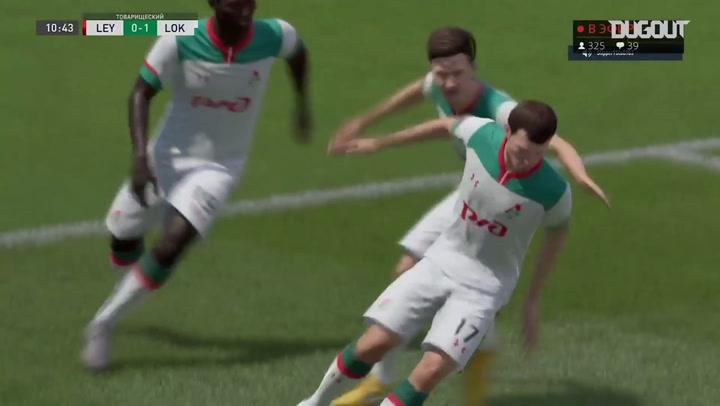 El Lokomotiv de Moscú derrota al Leyton Orient en el torneo 'FIFA Quaranteam'
