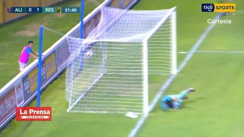 Alianza 1-2 Real España (Copa Premier Centroamericana)