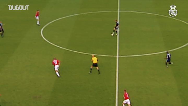 Hat-Trick Heroes: Ronaldo Nazario Vs Manchester United