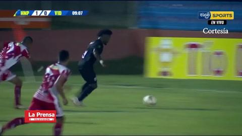 Honduras Progreso 2-3 Vida (Liga Nacional)