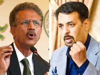 کراچی کے مسائل کو لے کر شہر کے موجودہ اور سابق میئر آمنے سامنے