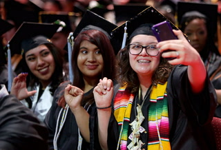 Nevada State College Has First Graduating Class Of Deaf Studies – Video