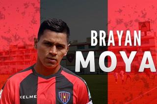 Bryan Moya: El Primero de Agosto de Angola hace oficial el fichaje del hondureño