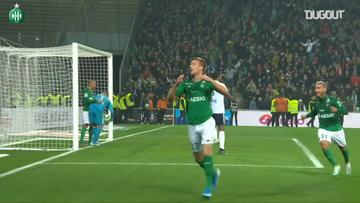 Beric's dramatic late winner in the derby vs Lyon