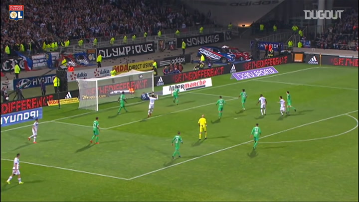 Olympique Lyonnais' perfect win in the derby vs Saint-Etienne