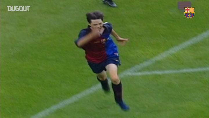 Andrés Iniesta: From La Masia Graduate To Barça Legend
