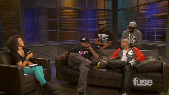 Shows:The Bridge On Fuse: Slaughterhouse Talk The First Thing They See In Thier Homes