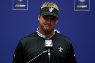 Gruden on the Raiders loss to the Seahawks, Cooper's injury – Heidi Fang