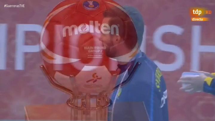 Resumen del España-Suecia del Mundial Balonmano Femenino