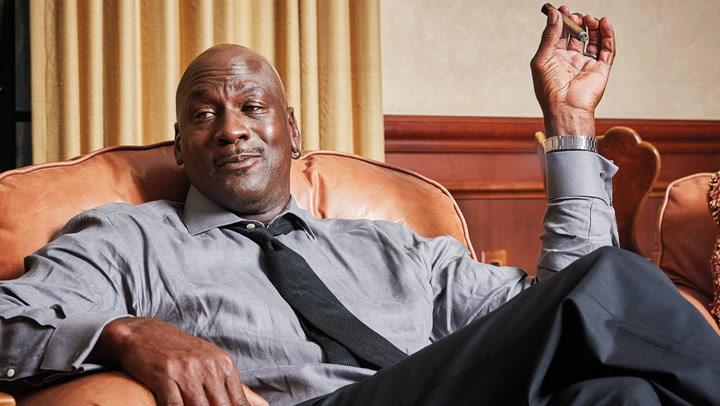 Michael Jordan Smoking Pre-Castro Cubans