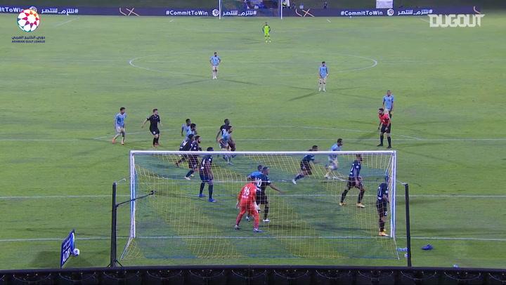 Highlights: Al-Dhafra 2-0 Khorfakkan
