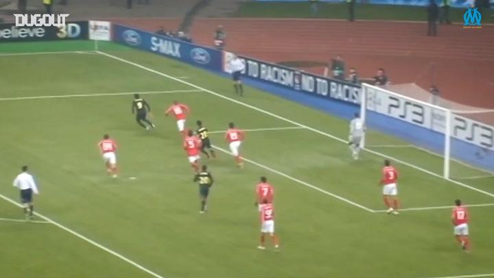 Los cinco mejores goles de Valbuena con el Marsella