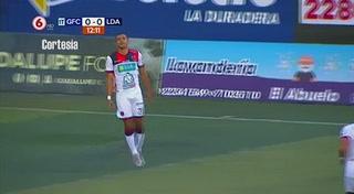 Alajuelense gana ante Guadalupe con golazo de Roger Rojas