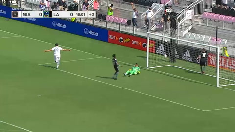 Inter Miami 2-3 LA Galaxy (MLS)