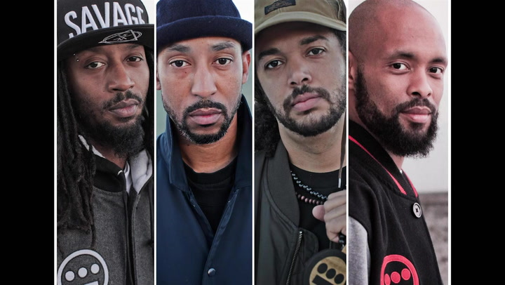 Go Behind the History of Rap Group Souls of Mischief