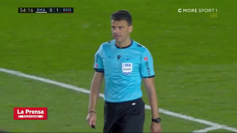 Real Madrid 0 - 1 Real Sociedad (Liga española)