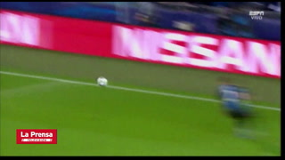 Brujas 1-3 Real Madrid (Champions League)