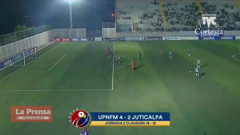 UPN 4-2 Juticalpa