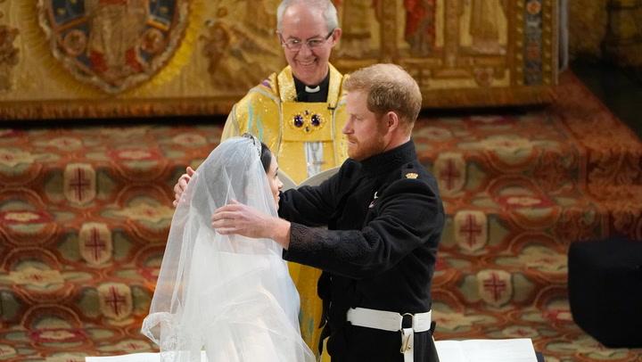El arzobispo de Canterbury confirma cuándo fue realmente la boda entre los duques de Sussex
