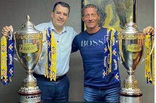 ¡Oficial! Olimpia confirma la renovación de Pedro Troglio hasta mayo del 2022