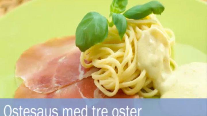 Hvordan lage ostesaus