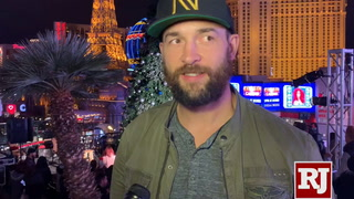 Deryk Engelland at The Cosmopolitan of Las Vegas