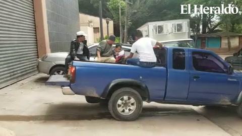 Retiran cuerpos de masacre ocurrida anoche en El Carrizal